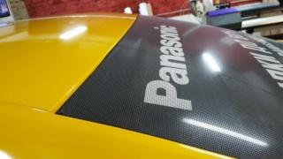 Изготовление и размещение на такси рекламы компании «PANASONIC»